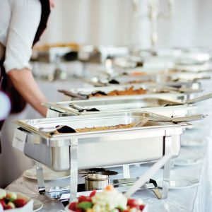 Buffet gourmand